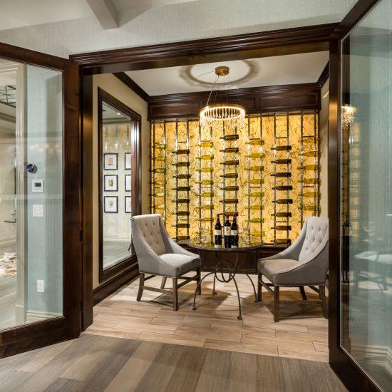Orange Grove Wine Room