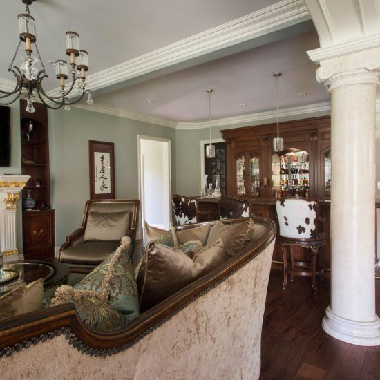 Oak Knoll Family Room