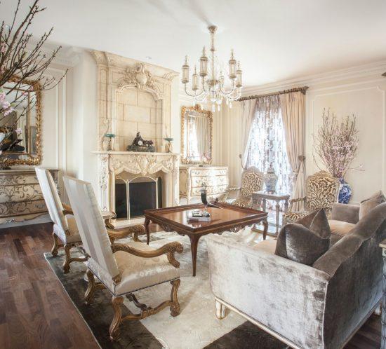 Oak Knoll Living Room