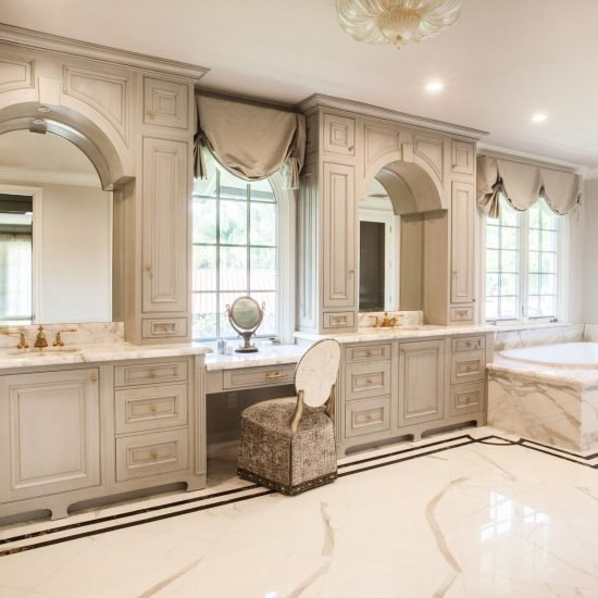 Oak Knoll Master Bathroom