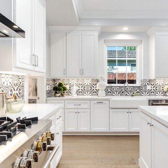 San Marino III Kitchen